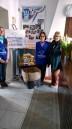 Doação de alimentos da Escola Castro Alves